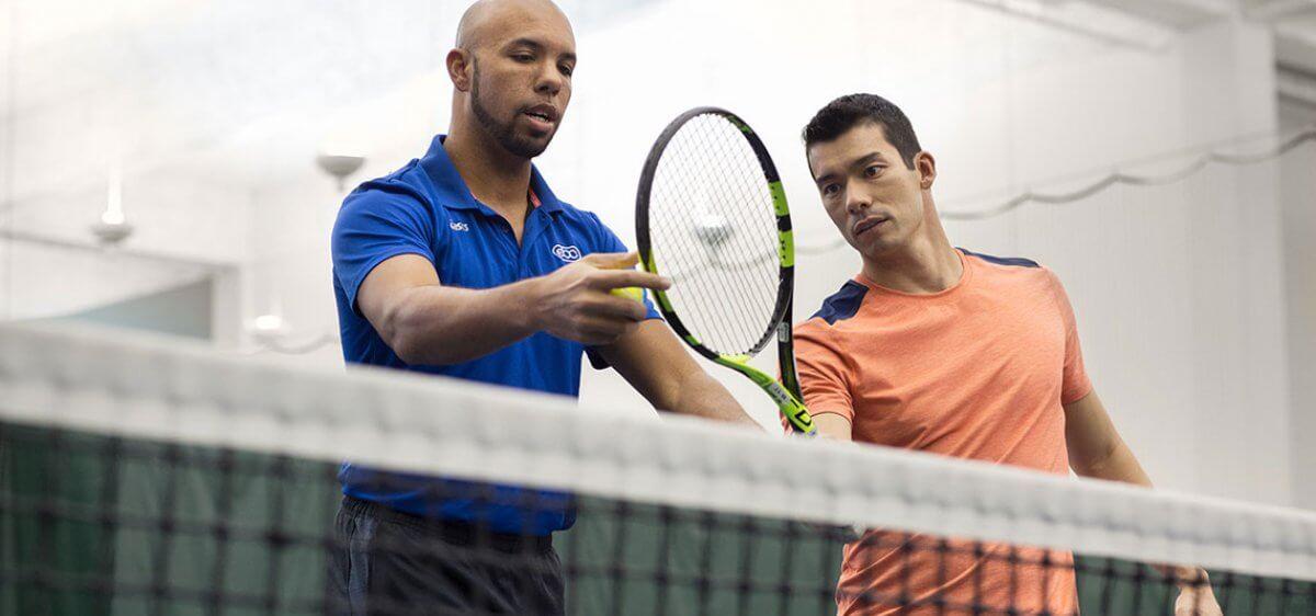 Tennis at East Bank Club