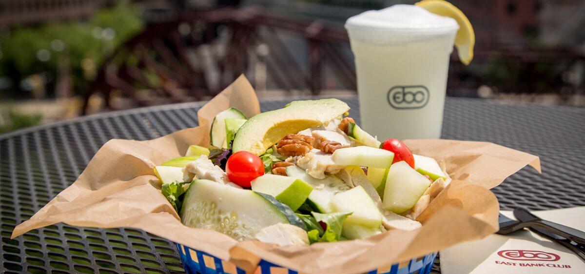 East Bank Club Sun Deck Salad