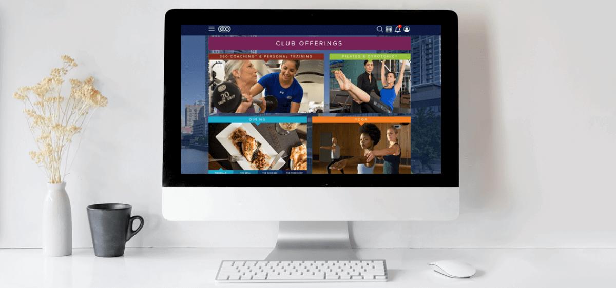 East Bank Club website